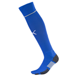 2016-2017 Italy Home Puma Football Socks (Blue) - Kids
