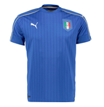 2016-2017 Italy Home Puma Football Shirt (Kids)
