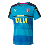 2016-2017 Italy Puma Training Jersey (Blue)