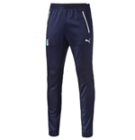 2016-2017 Italy Puma Training Pants (Navy) - Kids