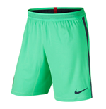 2016-2017 Portugal Nike Away Match Shorts (Green Glow)