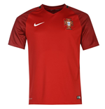 2016-2017 Portugal Home Nike Football Shirt (Kids)