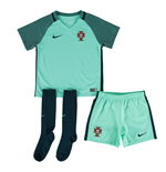 2016-2017 Portugal Away Nike Mini Kit