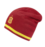 2016-2017 Spain Adidas Beanie Hat (Red)