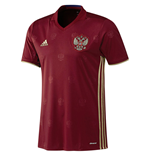 2016-2017 Russia Home Adidas Football Shirt