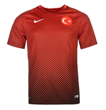 2016-2017 Turkey Home Nike Football Shirt