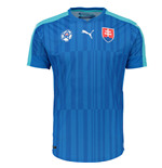 2016-2017 Slovakia Away Puma Football Shirt