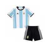 2016-2017 Argentina Home Adidas Mini Kit