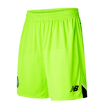 2016-2017 Celtic Home Goalkeeper Shorts (Toxic) - Kids