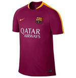 2015-2016 Barcelona Nike Training Shirt (Dynamic Berry) - Kids