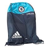 2015-2016 Chelsea Adidas Gym Sack (Blue)