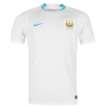 2015-2016 Man City Nike Flash Training Shirt (White)