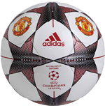 2015-2016 Man Utd Adidas Finale 15 Capitano UCL Football