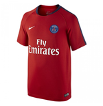 2015-2016 PSG Nike Training Shirt (Red) - Kids