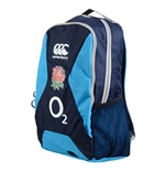 2016-2017 England Rugby Small Backpack (Navy)