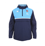 2016-2017 England Rugby Shower Jacket (Blue)