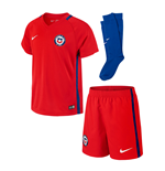 2016-2017 Chile Home Nike Mini Kit