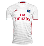 2016-2017 Hamburg Adidas Home Shirt (Kids)