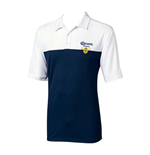 Men's Corona Blue And White Polo Shirt
