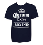 Men's Corona Boxing Navy Blue T-Shirt