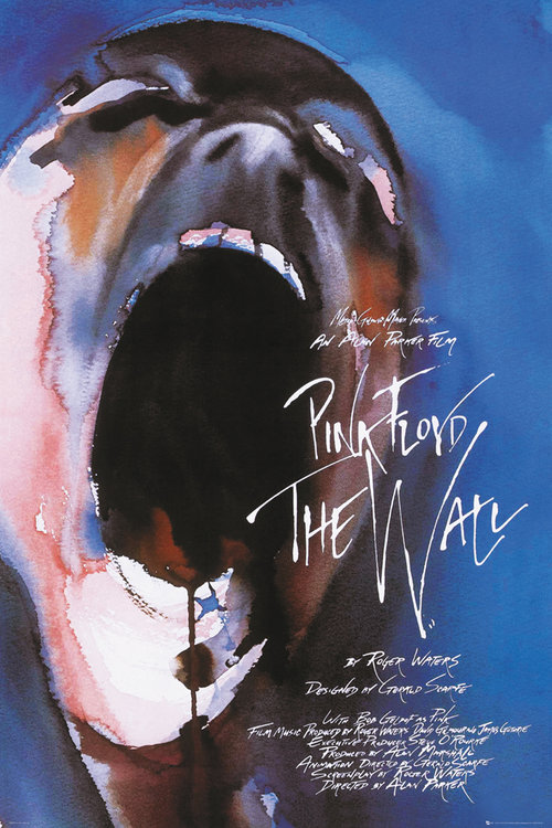 Pink Floyd Film Maxi Poster