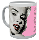 Marilyn Monroe Mug - Close Up