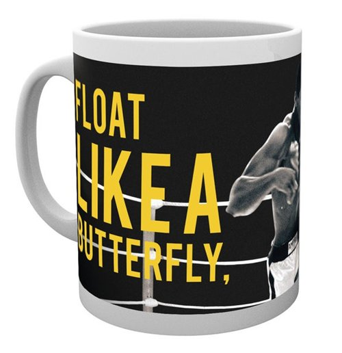 Muhammad Ali - Sting Like A Bee Mug