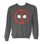 DEADPOOL Long Sleeve Crew Neck Sweatshirt