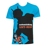 Ant Man Men's Blue Cho Art Tee Shirt