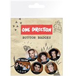 One Direction Accessories 212773