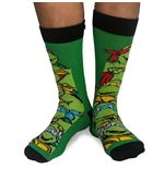 Teenage Mutant Ninja Turtles 2 Pack Socks