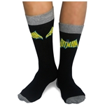Batman 3 pack socks IN TIN
