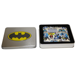 Batman and Robin Wallet in a tin