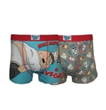 Family Guy Vegas 2 Pack Boxer Short set