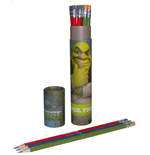 Shrek Pencil Tube Set