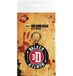 The Walking Dead Keychain 212972