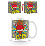 Justice League Mug Chibi Flash