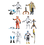 Star Wars Action Figures 10 cm 2016 Snow/Desert Wave 1 Assortment (12)