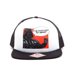 Star Wars Trucker Cap It Is Pointless to Resist