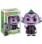 Sesame Street POP! TV Vinyl Figure The Count 9 cm