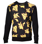 Pokemon Sweater Pikachu All Over