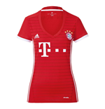 2016-2017 Bayern Munich Adidas Home Womens Shirt