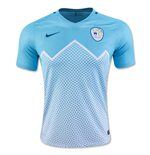 2016-2017 Slovenia Home Nike Football Shirt