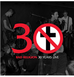 Vynil Bad Religion - 30 Years Live