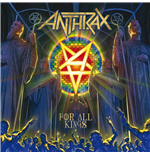 Vynil Anthrax - For All Kings (2 Lp)