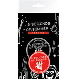 5 seconds of summer Keychain 213469