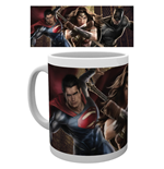 Batman vs Superman Mug Trio Action