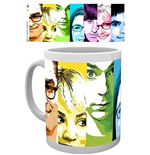 Big Bang Theory Mug - Rainbow