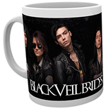 Black Veil Brides Mug - Group Stand