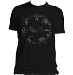 Game of Thrones T-shirt - Round Sigil